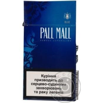 Cigarettes Pall mall 25g Usa