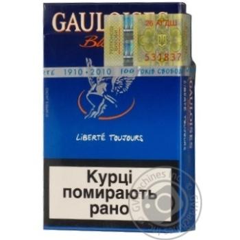 Сигареты Галуаз Блондес 25г Франция