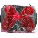 Крила Метелика з квіткою,Vivian 6кол.