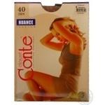Колготи Conte Nuance 40 Den р.6 natural шт - купити, ціни на МегаМаркет - фото 3