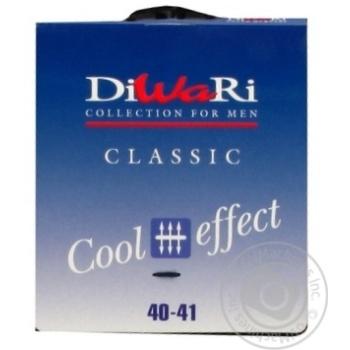 Носки хлопчатобумажные Diwari classic мужские 25р - купить, цены на МегаМаркет - фото 3