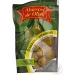 Оливки Maestro de Oliva з лимоном 170г х24