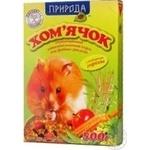 Food Pryroda Suzirya dry for rodents 500g