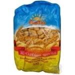 Pasta shells Ekoline Cherepashka shell 500g Ukraine