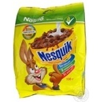 Коктейль шоколадно-молочний Nestle Nesquik пакет 130г