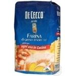 Flour De cecco wheat 1000g Italy