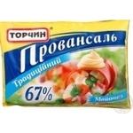 Майонез Торчин Провансальский 67% 190г Украина