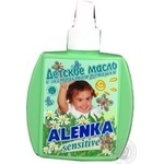 Oils Alenka for children 200ml