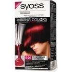 Фарба для волосся Syoss Mixing Colors 5-25 Вишневий Коктейль