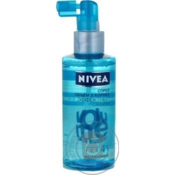 Спрей для волосся Nivea Об'єм від коренів Ефектний Об'єм 150мл