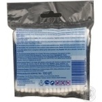 Cotton sticks Cleanic 100pcs - buy, prices for Novus - image 2