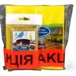 Napkins Dobra gospodarochka for teflon 1pc Ukraine