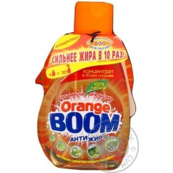 Средство Orange Boom для чистки 250мл - купить, цены на Ашан - фото 2