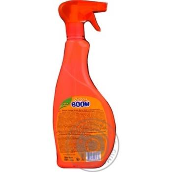 Засіб миючий Orange Boom унівкрсальний 650мл - купити, ціни на Novus - фото 2