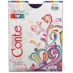 Колготи жiночi Colors Top Conte розмiр 2 melan.