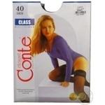 Панчохи жін. CLASS 40.р.1-2.Grafit х10