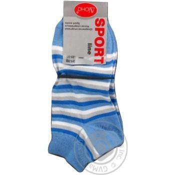 Шкарпетки жіночі 3В 329 голубий