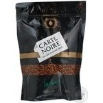 Natural instant sublimated coffee Carte Noire 100% Arabica 140g Russia