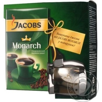 Реклама якобс монарх 5 фотография
