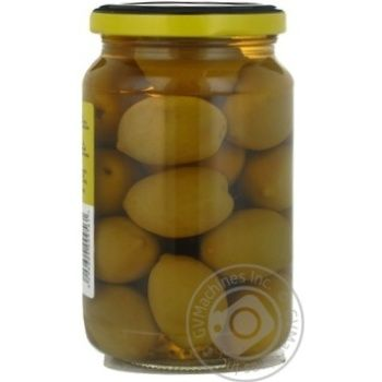 St.Michele Green Olives with Bone 355g - buy, prices for Novus - image 5