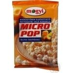 Snack Mogyi with cheese for a microwave stove 100g Hungary