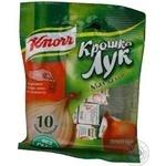 Приправа Цибуля Крихітка Knorr 4г*10шт