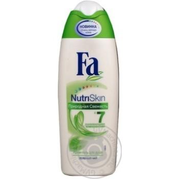 Гель для душу Nutri Skin Природна свіжість 250млFa