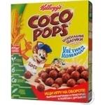 Шоколадні шарики coco pops Келлогс 250г
