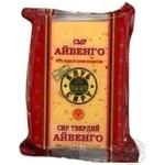 Сыр Клуб Сыра Айвенго твердый 45% 250г Украина