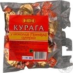 Candy Zlata with dried apricots in chocolate 170g sachet Ukraine