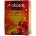 Чорний чай Алокозай СТС 100г ОАЕ