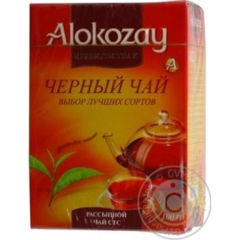 Черный чай Алокозай СТС 100г ОАЭ
