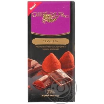 Шоколад Amour трюфель Конті 100г