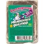 Сыр Молочный доктор Голландский плавленный 55% 100г Украина