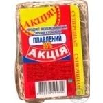 Cheese product Molis processed 55% 100g Ukraine