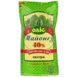 Mayonnaise Olis Provansal 40% 420g Ukraine