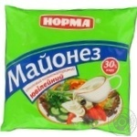 Майонез Норма 30% 400г Украина
