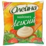 Майонез Олейна Легкий 30% 400г Украина