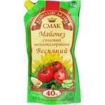 Майонез Королевский смак Весенний 40% 700г Украина