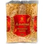 Pasta elbows Alpina 900g Ukraine