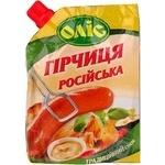 Гірчиця Оліс Російська 140г Україна