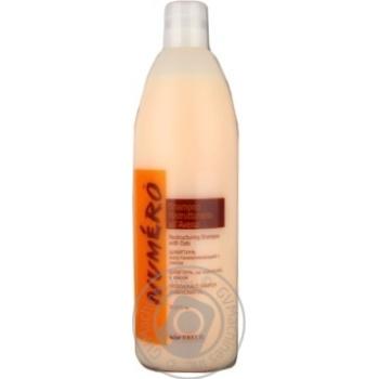 Шампунь для відновлення волося з екстрактом вівса Brelil Numero 1л - купити, ціни на Novus - фото 3