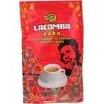 Natural instant granulated coffee Lacomba 100g Ukraine