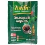 Instant drink Tonus Golden Root with ginseng root vacuum packaging 50g Ukraine