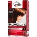 Крем-краска Палет Салон колорс золотистый светло-русый для волос Германия