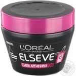 Маска для волос L`oreal Elseve Сила аргинина для слабых волос 300мл