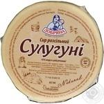 Сыр Добряна Сулугуни рассольных 45% Украина