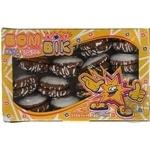 Печенье Бом-бик Вкусненькое со сгущеным молоком 400г