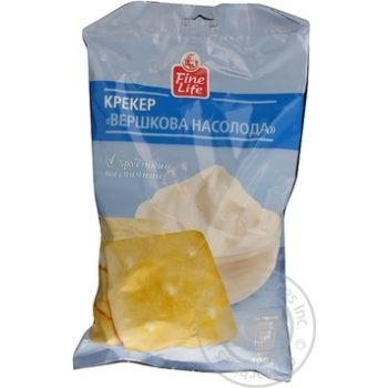 Cracker Fine life Nasoloda 400g Ukraine