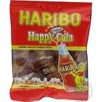 Цукерки Haribo жувальні фруктові Весела кола 100г